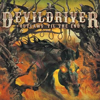 CD Shop - DEVILDRIVER OUTLAWS