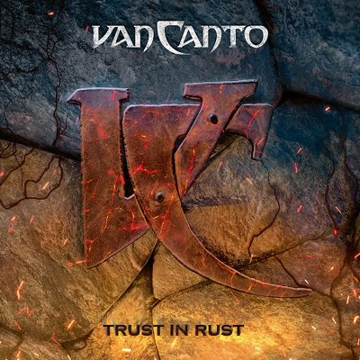 CD Shop - VAN CANTO TRUST IN RUST