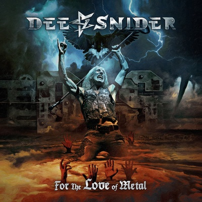CD Shop - DEE SNIDER FOR THE LOVE OF METAL