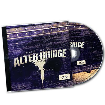 CD Shop - ALTER BRIDGE WALK THE SKY 2.0