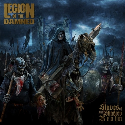 CD Shop - LEGION OF THE DAMNED SLAVES OF THE SHA