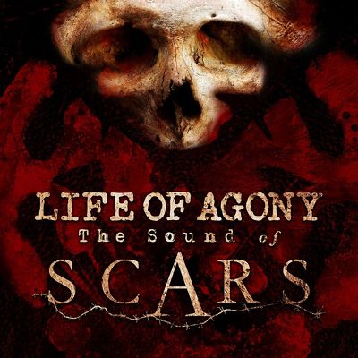 CD Shop - LIFE OF AGONY THE SOUND OF SCARS