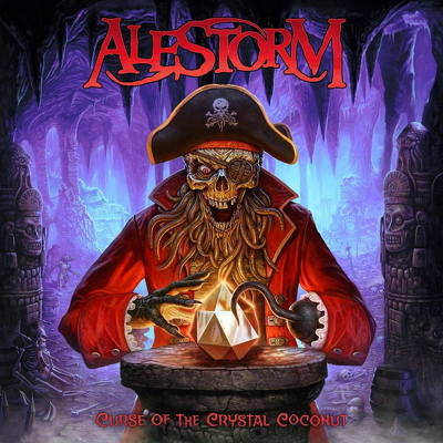 CD Shop - ALESTORM CURSE OF THE CRYSTAL COCONUT