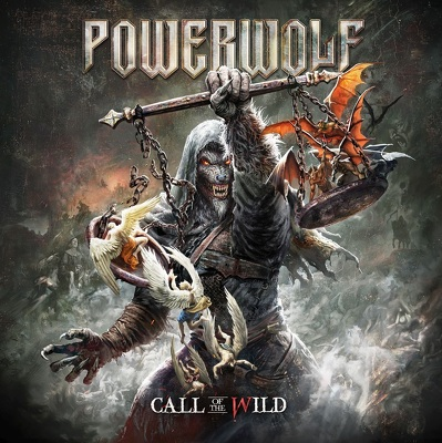 CD Shop - POWERWOLF CALL OF THE WILD