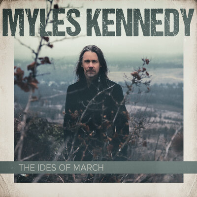 CD Shop - KENNEDY, MYLES THE IDES OF MARCH