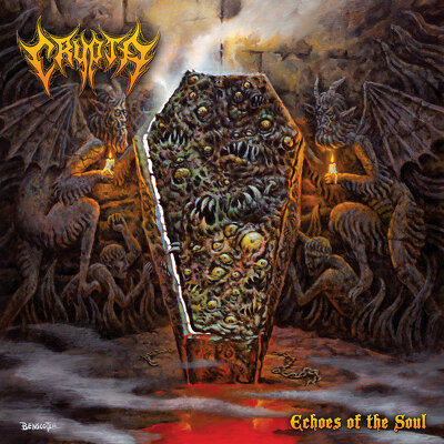CD Shop - CRYPTA ECHOES OF THE SOUL