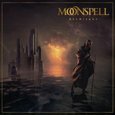 CD Shop - MOONSPELL HERMITAGE