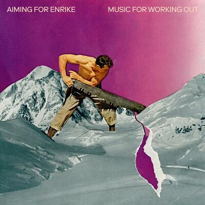 CD Shop - AIMING FOR ENRIKE MUSIC FOR WORKING OU