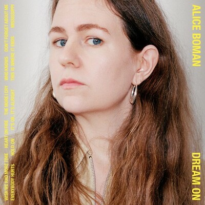 CD Shop - ALICE BOMAN DREAM ON