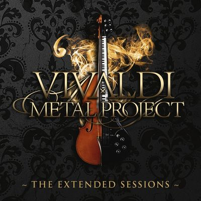 CD Shop - VIVALDI METAL PROJECT THE EXTENDED SES
