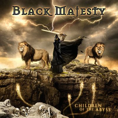 CD Shop - BLACK MAJESTY CHILDREN OF THE ABYSS