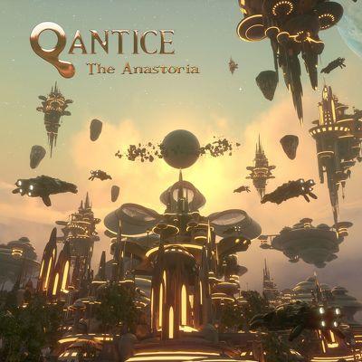 CD Shop - QANTICE THE ANASTORIA