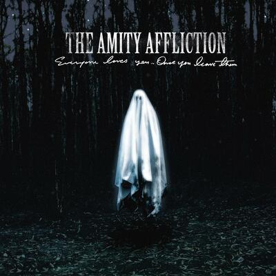 CD Shop - AMITY AFFLICTION, THE EVERYONE LOVES Y