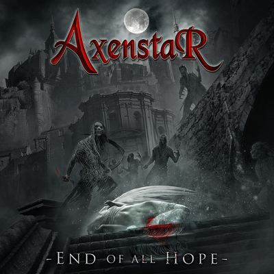 CD Shop - AXENSTAR END OF ALL HOPE