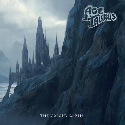 CD Shop - AGE OF TAURUS THE COLONY SLAIN