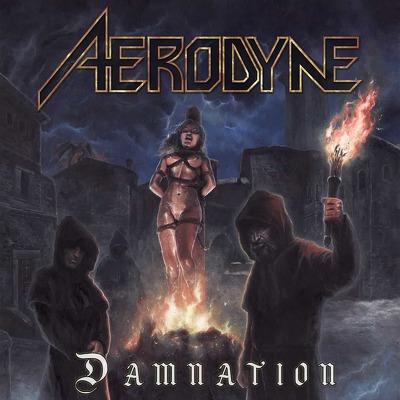 CD Shop - AERODYNE DAMNATION