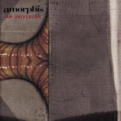 CD Shop - AMORPHIS AM UNIVERSUM