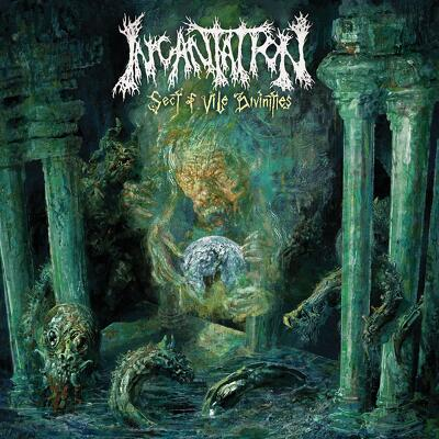 CD Shop - INCANTATION SECT OF VILE DIVINITIES