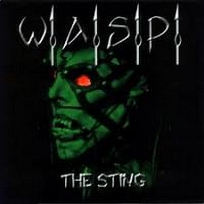 CD Shop - W.A.S.P. THE STING (REEDICE)