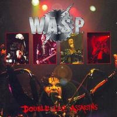 CD Shop - W.A.S.P. (B) DOUBLE LIVE ASSASSINS