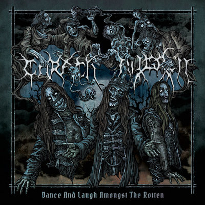 CD Shop - CARACH ANGREN DANCE AND LAUGH AMONGST