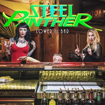 CD Shop - STEEL PANTHER LOWER THE BAR