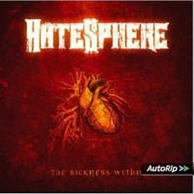 CD Shop - HATESPHERE THE SICKNESS WITHIN