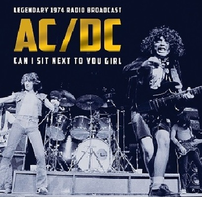 CD Shop - AC/DC CAN I SIT NEXT YOU GIRL
