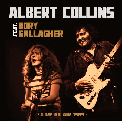 CD Shop - A. COLLINS & R. GALLAGHER LIVE ON AIR
