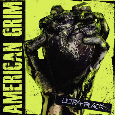 CD Shop - AMERICAN GRIM ULTRA BLACK