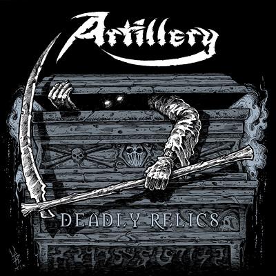 CD Shop - ARTILLERY DEADLY RELICS