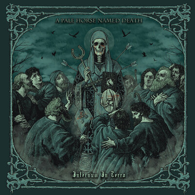 CD Shop - A PALE HORSE NAMED DEATH INFERNUM IN T