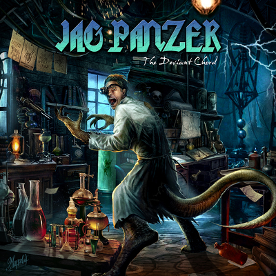 CD Shop - JAG PANZER THE DEVIANT CHORD
