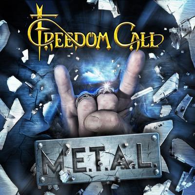 CD Shop - FREEDOM CALL M.E.T.A.L.