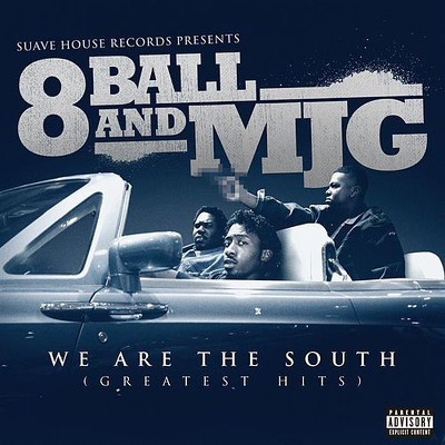 CD Shop - 8BALL & MJG WE ARE THE SOUTH GREATEST