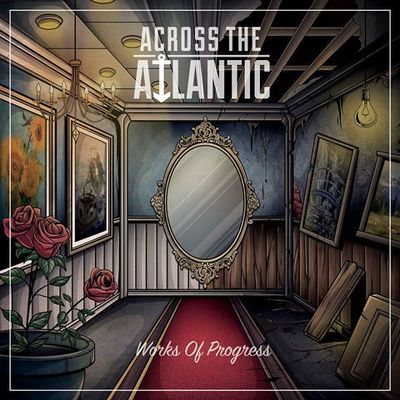 CD Shop - ACROSS THE ATLANTIC WORKS OF PROGRESS