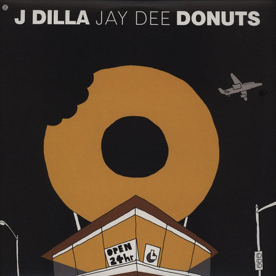 CD Shop - J DILLA DONUTS