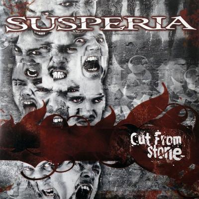CD Shop - SUSPERIA CUT FROM STONE