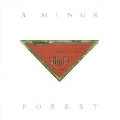 CD Shop - A MINOR FOREST ININDEPENDENCE