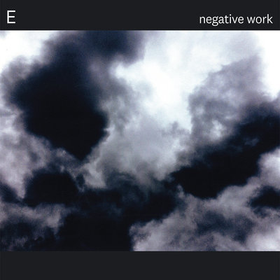 CD Shop - E NEGATIVE WORK
