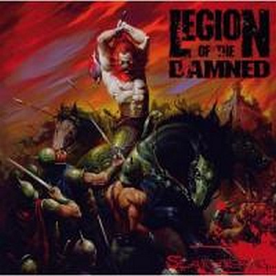 CD Shop - LEGION OF THE DAMNED (B) SLAUGHTERING