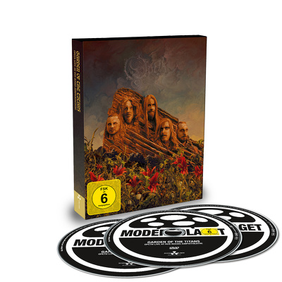 CD Shop - OPETH GARDEN OF THE TITANS