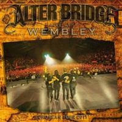 CD Shop - ALTER BRIDGE LIVE AT WEMBLEY