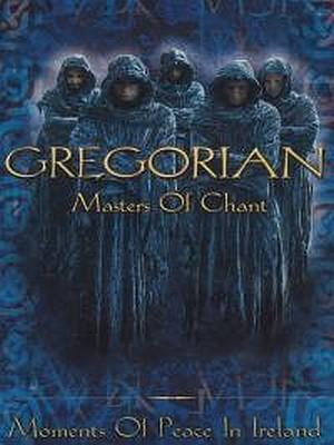 CD Shop - GREGORIAN MASTERS OF CHANT IN IRELAND