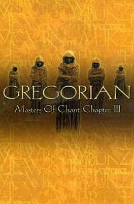 CD Shop - GREGORIAN (B) MASTERS OF III