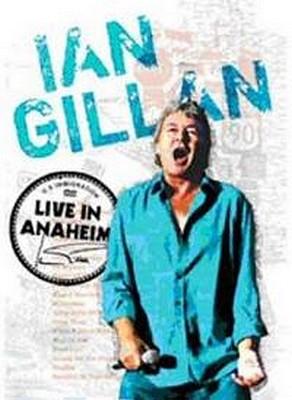 CD Shop - GILLAN, IAN LIVE IN ANAHEIM