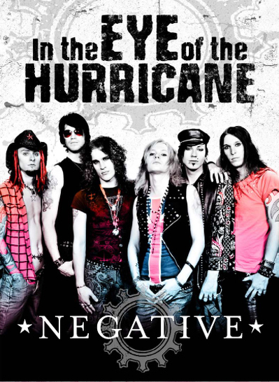 CD Shop - NEGATIVE IN THE EYE OF THE HURRICA