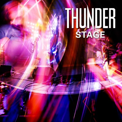 CD Shop - THUNDER STAGE