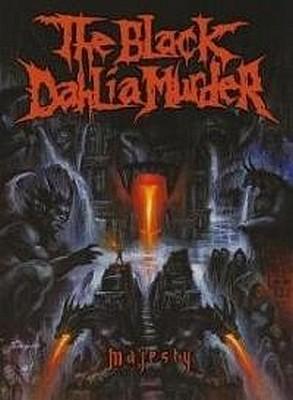 CD Shop - BLACK DAHLIA MURDER, THE MAJESTY