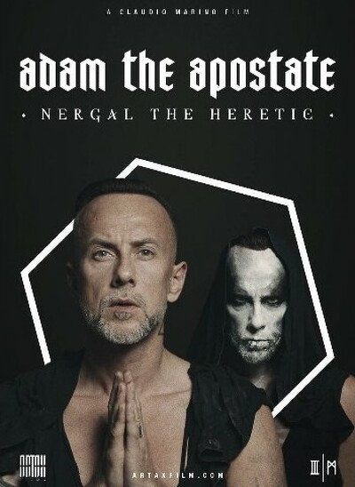 CD Shop - ADAM THE APOSTATE NERGAL THE HERETIC